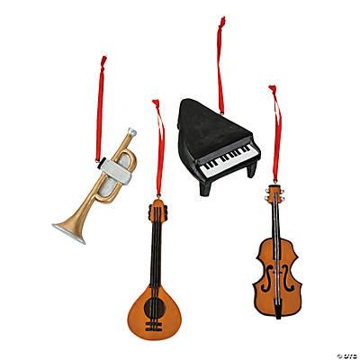 Classical Music Ornaments