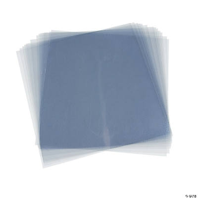 "Clear Acrylic Sheets - 12"" x 12"""