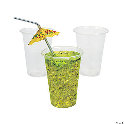This is on my Wish List: Clear Cups