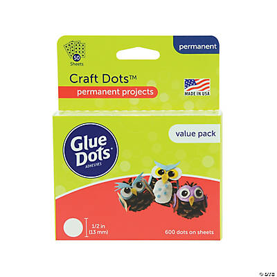 Clear Glue Dots®