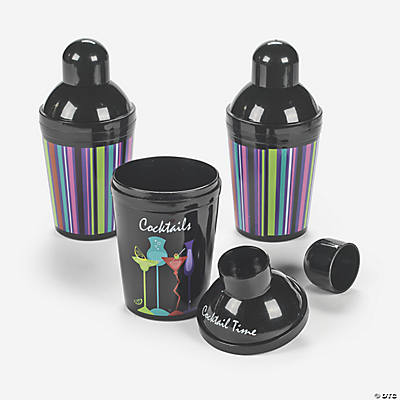 6 Cocktail Shakers