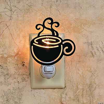 Coffee Cup Night-Light