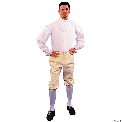 colonial breeches costume for
