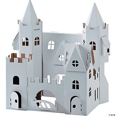 Color a castle playset the palace oriental trading for Motor age training coupon code