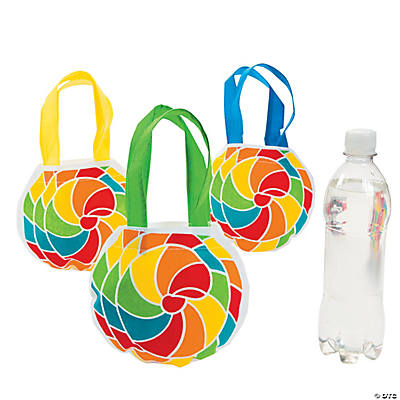 Colorful Candy Totes
