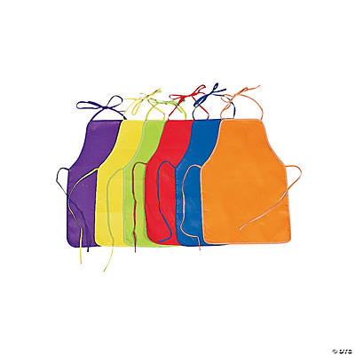 Colorful Child's Aprons