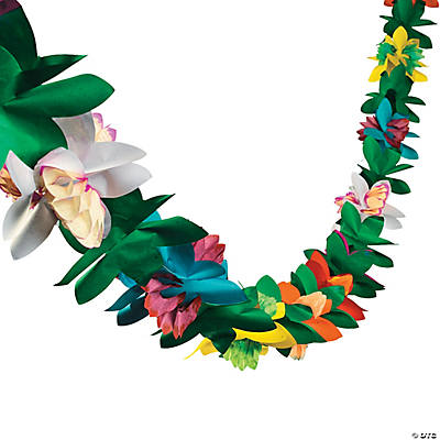 Colorful Flower Garland
