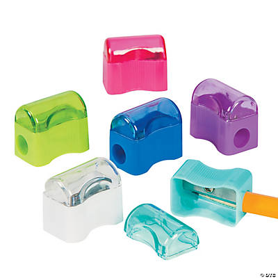 Colorful Pencil Sharpeners