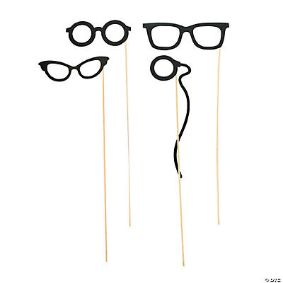Costume Eyewear on A Stick