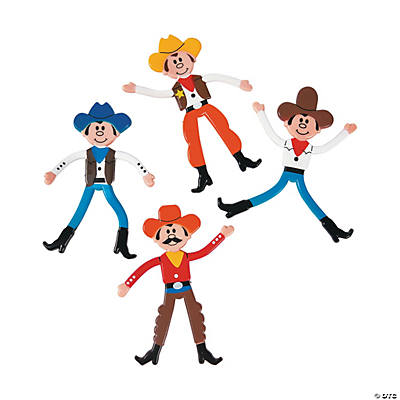 Cowboy Bendables