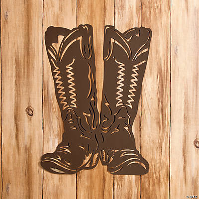 Cowboy Boots Silhouette