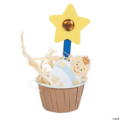 Craft Cup Baby Jesus Craft Kit