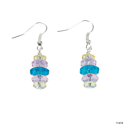 Crystal Egg Earrings Kit