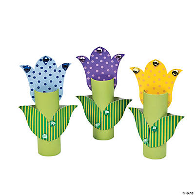 3D Flower Craft Kit