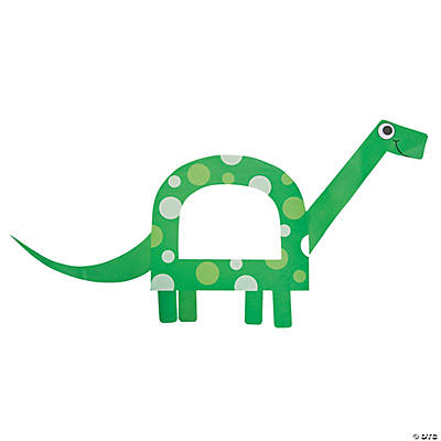 """D Is For Dinosaurs"" Letter D Craft Kit"