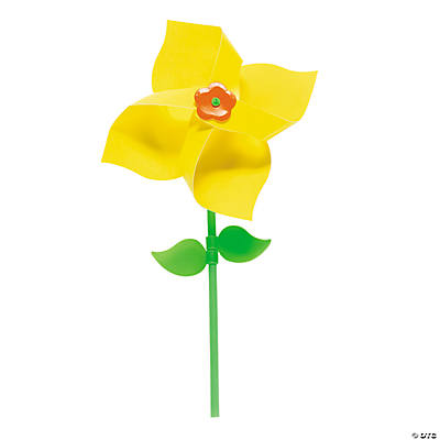 Daffodil Pinwheel Craft Kit