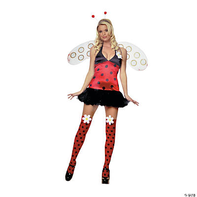 Daisy Bug Adult Costume for Women