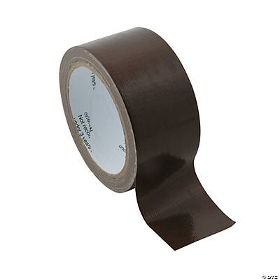 dark brown duct tape oriental trading discontinued