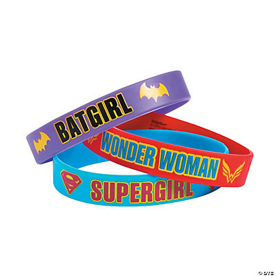 DC SuperHero Girls™ Bracelets
