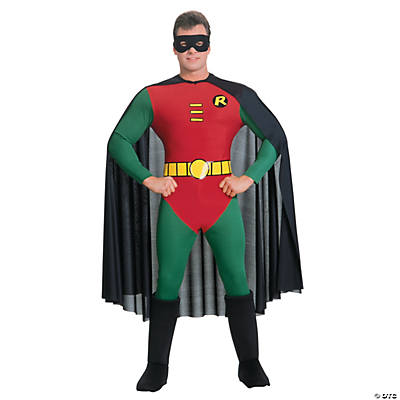 Deluxe Adult Man's Robin Costume