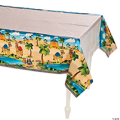 Desert Journey Tablecloth