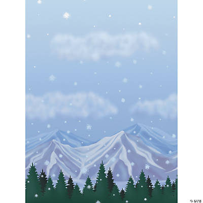 Design-A-Room Mountain Background