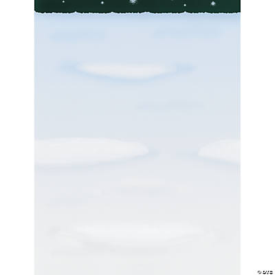 Design-A-Room Snow Background