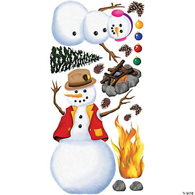 Design-A-Room Snow People Set
