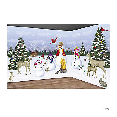 Design-A-Room Snowmen Pack