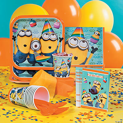 Despicable Me 2 Basic Party Pack