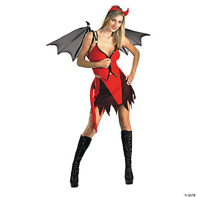 Devilicious Fairy Costume for Women