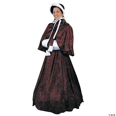 Dickens Dress Adult Women's Costume