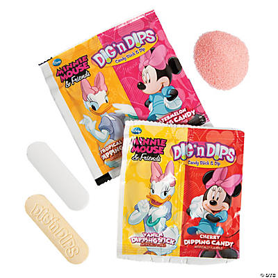 Dig 'N Dips® Minnie Mouse And Friends Candy