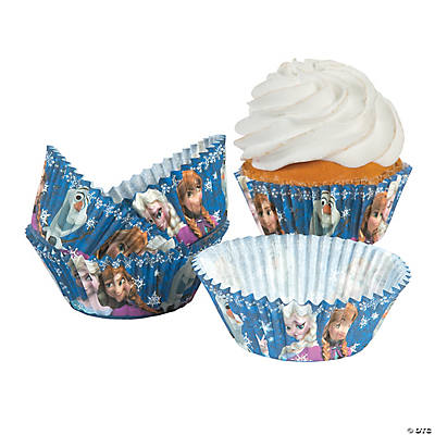 Disney Frozen Pirates Cupcake Liners