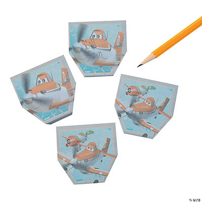 Disney Planes Notepads