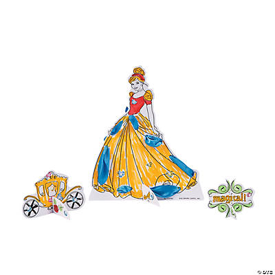 Disney Princess Decorating Activity