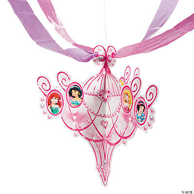 Disney Princess Very Important Princess Dream Party Hanging Centerpiece