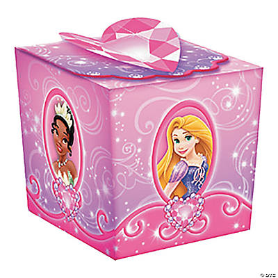 Disney Princesses Treasure Boxes