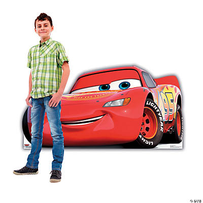 Disney's Cars 3™ Lightning McQueen Stand-Up