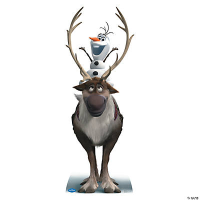 Disney's Frozen Sven & Olaf Stand-Up