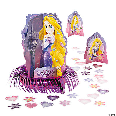 Disney's Rapunzel's Table Decorating Centerpiece Kit