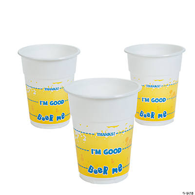 Disposable Beer Cups