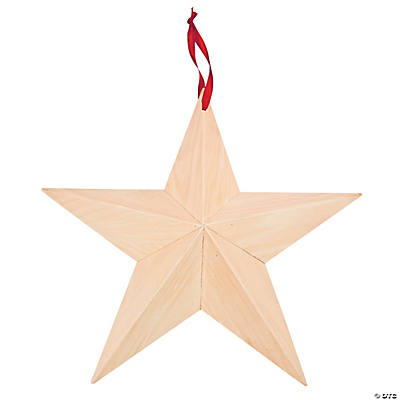 DIY Barn Star