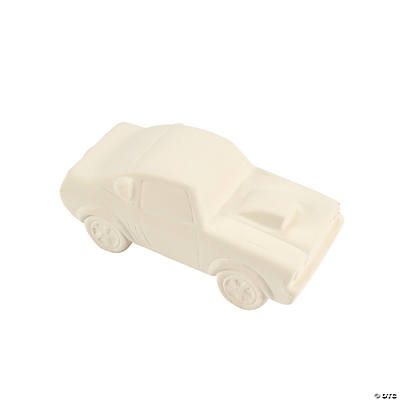 DIY Ceramic Car
