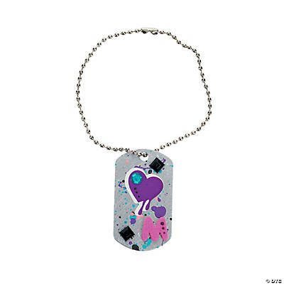 DIY Dog Tag Bracelets