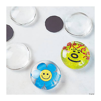 DIY Glass Stone Magnet Craft Kit