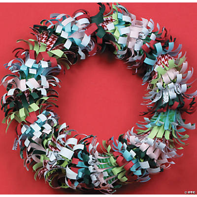 DIY Holiday Wreath Idea
