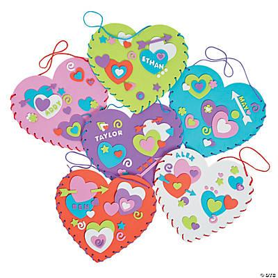 Lacing Heart Card Holder Kit