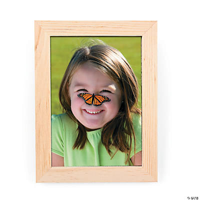 "DIY Picture Frame - 5"" x 7"""