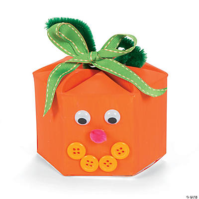 DIY Pumpkin Boxes